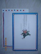 1996 Presidential Election by Carlton Cards - Vintage Greeting Card - Newt