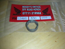 NOS HONDA CR 250 RZ RA 78-80 ELSINORE RED ROCKET COLLAR MAINSHAFT 23482-430-000