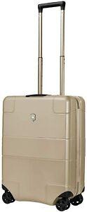 VICTORINOX Handgepäckkoffer Trolley USB-Port Lexicon Hardside Global Carry-On