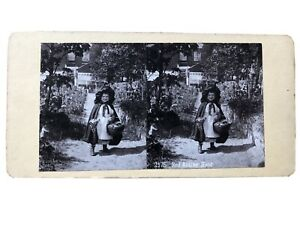 Victorian Stereoscope Photography