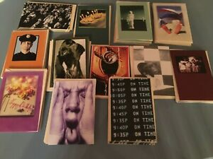 LOT OF 76 HUMOROUS  BIRTHDAY CARDS & ENVELOPES CARLTON CARDS INTUITIONS SERIES