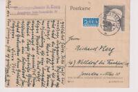 BUND, Mi. 165, EF, Augsburg, 28.5.53