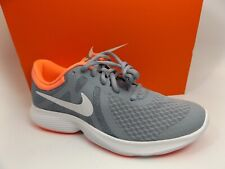 NIKE REVOLUTION 4 (GS) GIRLS YOUTH RUNNING SHOES, SZ 6.0 Y, NEW DISPLAY D11651