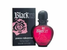 Paco Rabanne Black XS Eau de Toilette 30ml Spray For Her - NEW. Women's EDT