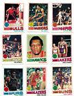 1977-78 Topps Basketball Cards 87