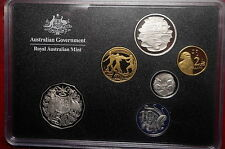 Australia 2007 Year of Lifesaver  Proof set inc $1