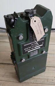 CLANSMAN ARMY MILITARY RADIO UK/PRC350 VHF FM MANPACK
