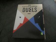 "COFFRET 4 DVD NEUF ""DUELS : LA COLLECTION DOCUMENTAIRE"""