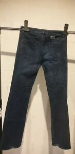 Country Road Jeans, Size 12R,  Men, Straight, High Rise, Blue