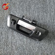 use for nissan Navara NP300 2015- tailgate handle back door handle camera type