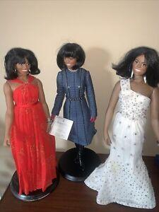 michelle obama dolls danbury mint