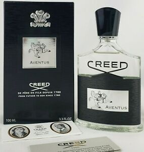 Creed Aventus 100ml / 3.3oz BATCH 21R01 Sealed Authentic & Fast from Finescents
