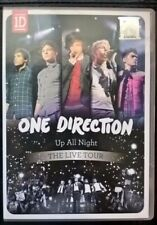 Up All Night: The Live Tour by One Direction DVD, May-2012