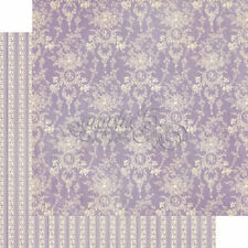 Graphic 45 2 sheets, Secret Garden Collection, Sun kissed 12 x 12 papers