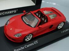 1/43 Minichamps PORSCHE CARRERA GT 2000 (RED)