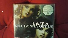 T.A.T.U TATU - NOT GONNA GET US. CD SINGOLO 5 TRACKS