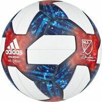 ADIDAS 2019 MLS MAJOR SOCCER LEAGUE OFFICIAL SOCCER MATCH BALL NATIVO SIZE 5