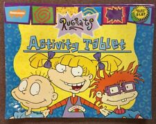 Nickelodeon Rugrats Activity Tablet Coloring Games Mazes