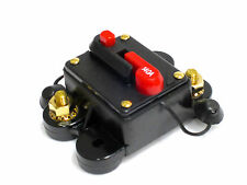 140 AMP Replacement Circuit Breaker Fuse 12V DC for Car Audio Amplifier
