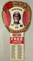 Vintage 1977 Carlton Fisk Discs Pepsi - Cola Boston Red Sox Baseball MLB # 31