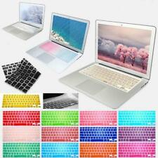 Silicone US Keyboard Cover Skin For Apple MacBook Air / Pro / Retina 11 12 13 15