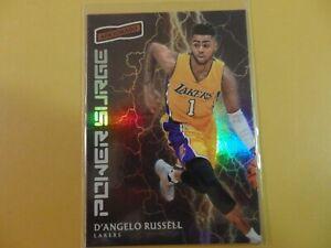 2016-17 Panini Aficionado D'Angelo Russell Power Surge #3