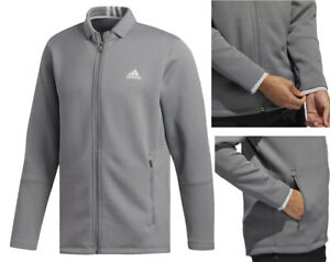 Adidas Golf Climaheat Fleece Golf Track Jacket - RRP£90 - SMALL ONLY
