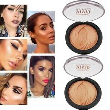 8Colors Shimmer Contour High Light Powder Highlighter Bronzer Cosmetic Ma Sale