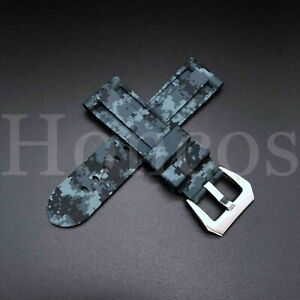 22-26MM Camouflage Rubber Strap Band Fits For Invicta Watch Camo 2021 Released