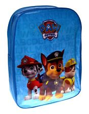 Paw Patrol 'Rescue Squad' Boys Arch School Bag Rucksack Backpack Brand New Gift