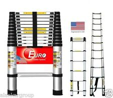 Telescopic Ladder - Euro - Model 3.8 mtr