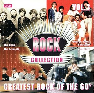 (2CD's) Rock Collection Vol. 03 - Greatest Rock Of The 60s - Keith West, Animals