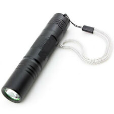 Powerful Q5 S5 LED Flashlight 5-Mode Flash Torch 18650 Protable Penlight
