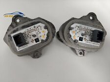 One pair15-18 BMW 3'F34 GT LCI LED Headlight direction indicator L&R 63117470429