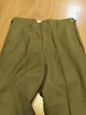 M-21 Vintage military trousers,cold weather  mens ,field og-108, m-1951