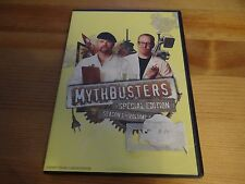 MYTHBUSTERS: SPECIAL EDITION SEASON 1 VOL 4 DVD *BARGAIN*