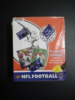 1996 Fleer Goudy Factory Sealed Football Box