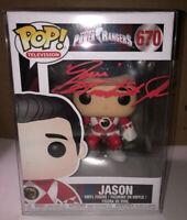 Funko Pop Mystery Box Red Power Ranger Signed by Austin St. John *Read Below*