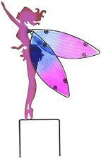 Regal Art Gift Fairy Garden Stake, Large, Pink