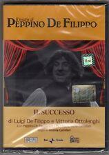 dvd IL TEATRO DI PEPPINO DE FILIPPO HOBBY & WORK Il successo
