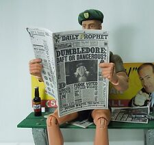 1/6 Scale Newspaper - Daily Prophet 1 for Harry Potter with Dumbledore cover