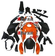 Injection Fairing Bodywork Decals Kit Set Fit KTM Duke 125 200 390 2011-2016