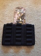 Tactical Assault Gear/ TAG/ Shotgun Shell Pouch/ Molle/ Black/ New