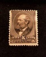 US Stamps Scott #205 Unused