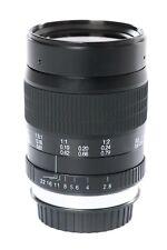 Dörr Macro Objectif 60mm 1: 2,8 Enregistrement Jusqu'à Maßstab 1:2 pour Canon