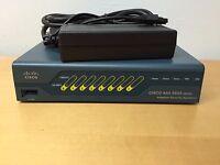 Cisco ASA5505-BUN-K9 Firewall Security Appliance 10 User SameDayShipping