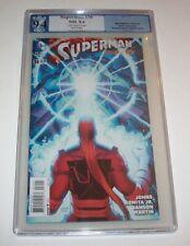 Superman (New 52) #36 - DC 2015 Modern Age John Romita Jr variant - PGX NM 9.4