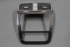 VW Scirocco Rahmen Radioblende Blende EInbaurahmen schwarz Glanz 1K8819728A