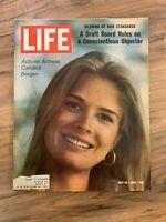 LIFE MAGAZINE July 24th 1970 Candice Bergen / Great Ads