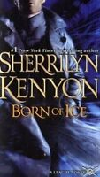 Born of Ice (League, No 3) by Sherrilyn Kenyon